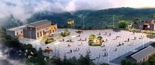 """动物园大门效果图 四川在线达州消息(记者 徐洋)野生动物馆、动物活动区、五彩梯田、云海观景草原……这些高大上的项目不久将在达州出现。2月15日,记者从达州市通川区旅游局获悉,通川区将建成""""金石云顶大型野生动物园"""",一期占地面积2000亩,将入驻非洲狮、东北虎、黑熊等130余种野生动物,成为达州市首家大型野生动物园,届时将让你一饱眼福。  猛兽区及美猴王国 """"金石云顶大型野生动物园""""是建设4A级旅游风景区""""金石云顶旅游"""